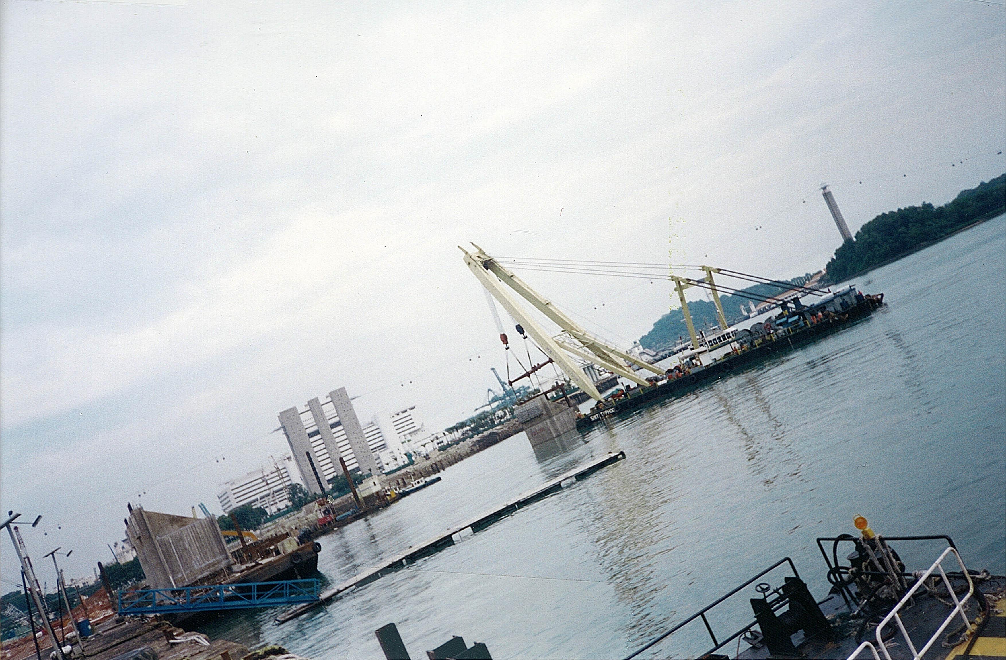 1990, Sentosa Link (Singapore)