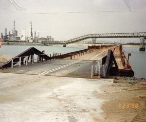 1996, Major Reclamation (Jurong Island, Singapore)